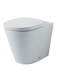 Ideal Standard Tonic Back To Wall WC Pan Horizontal Outlet