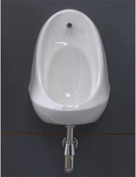 Twyford Camden 350 x 330 x 500mm Single Urinal Bowl