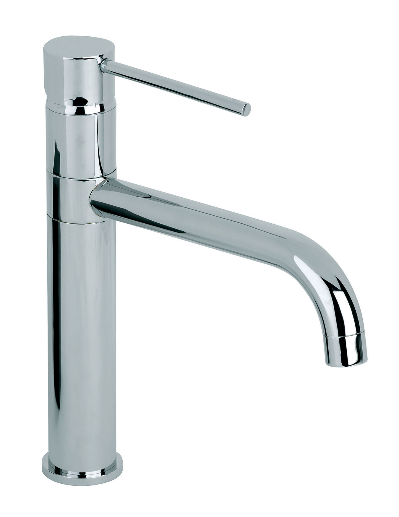 Mayfair Ascot Monobloc Kitchen Sink Mixer Tap With Swivel ...