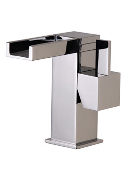 Mayfair Dream Single Lever Mono Basin Tap With Click Clack Waste Chrome