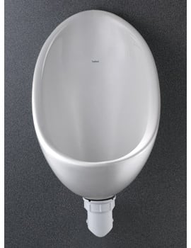 Twyford Clifton Waterless Urinal Bowl 305 x 375 x 445mm