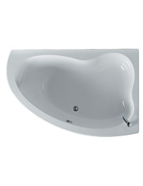 Ideal Standard Create Idealform 160cm x 105cm Offset Corner Bath RH