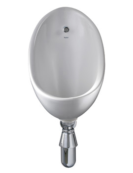 Twyford Clifton One Urinal With Concealed Flushpipes And Cistern