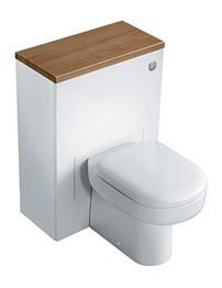 Ideal Standard Concept 600mm WC Base Unit With Cistern - White