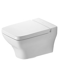 Duravit Puravida White Wall Mounted Toilet 360 x 545mm