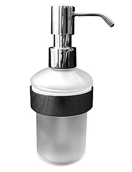 Duravit D-Code Wall Mounted Soap Dispenser
