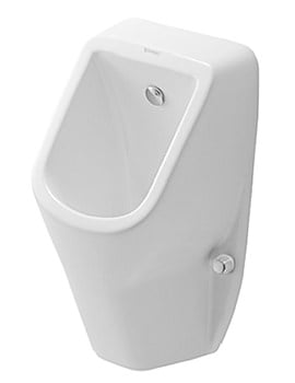 Duravit D-Code White Urinal With Concealed Inlet 305 x 295mm