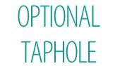 Optional Taphole For Basin