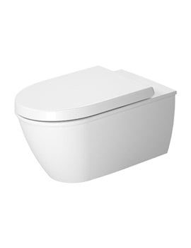 Duravit Darling New 370 x 625mm Wall Mounted Toilet