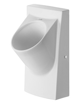 Duravit Waterless Urinal Architec Dry With Air Trap 380 x 350mm