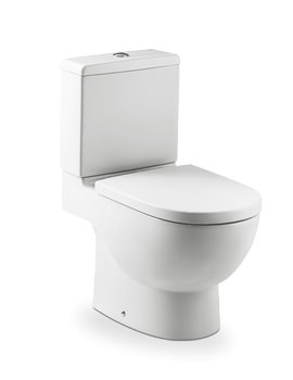 Roca Meridian-N Close Coupled WC Pan Including Cistern