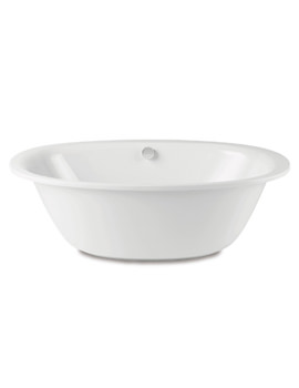 Kaldewei Ellipso Duo Oval Steel Bath With Moulded Panel 1900 x 1000mm