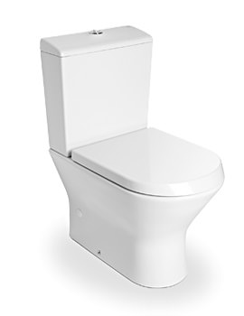 Roca Nexo Compact Close Coupled WC Pan Including Cistern