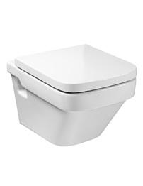 Roca Dama-N Compact Wall Hung WC Pan 500mm