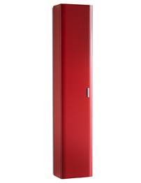 Roca Senso Square Matt Red Finish Column Unit 1501mm
