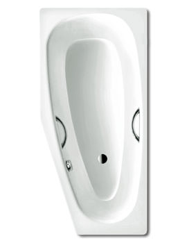 Kaldewei Advantage Mini Star 831 Right Handed Steel Bath 1570 x 750mm