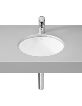 Roca Foro 410mm Under Countertop Basin With No Taphole