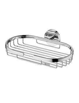 Ideal Standard IOM Chrome Plated Soap Basket