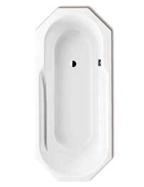 bette family oval double ended super steel bath 1850 x 850mm pictures kitchens traditional white antique kitchen