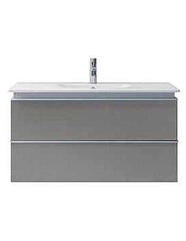 Duravit Darling New Terra 545 x 1000mm Vanity Unit With 1030mm Basin