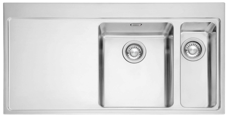 Franke Mythos Sink Stainless Steel : stainless steel brand new franke mythos mmx 261 stainless steel ...