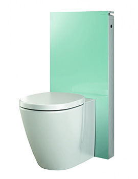 Geberit Mint Monolith Sanitary Module For Floor-Standing WC With P-Bend