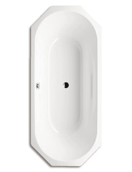 Kaldewei Ambiente Vaio Duo8 953 Double Ended Octagonal Bath 1800 x 800mm