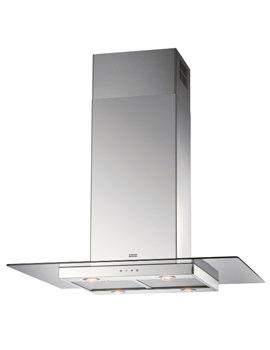 Franke Glass Linear Island FGL 915 I XS Stainless Steel Kitchen Hood