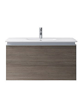 Duravit Darling New Terra 545 x 1000mm Wall Mounted Vanity Unit With Basin