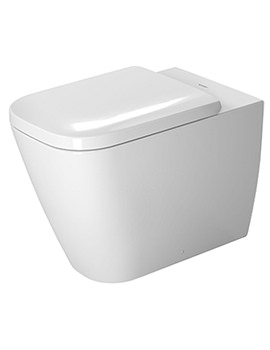 Duravit Happy D2 365 x 570mm Floor Standing Toilet