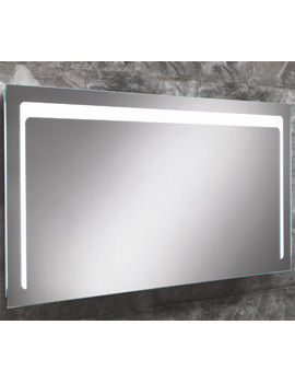 HIB Christa Steam Free LED Back-Lit Bathroom Mirror 1200 x 600mm