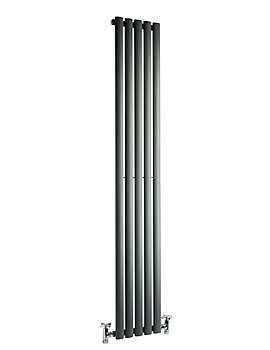 DQ Heating Cove 1800mm High Single Sided Vertical Radiator