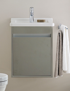 Duravit Ketho 400mm Wall Mounted Vanity Unit With 450mm Basin