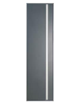 Duravit Ketho Graphit Matt 500 x 1320mm Tall Cabinet