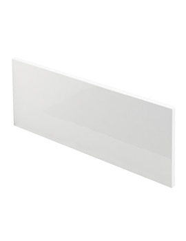 Britton Cleargreen 1500mm Bath Front Panel White