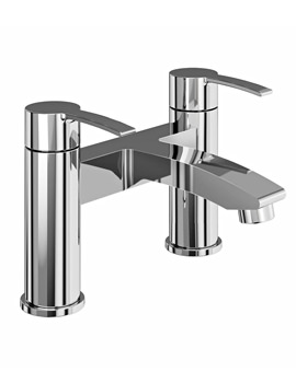 Cleargreen Sapphire Bath Filler Tap Chrome Plated