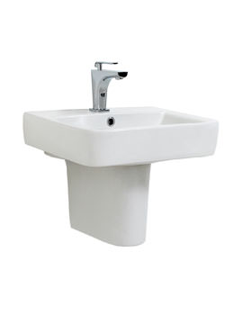Phoenix Forma Dee Basin And Semi Pedestal 500mm