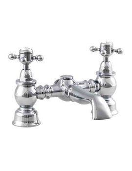 Phoenix HF Series Bath Filler Tap Chrome