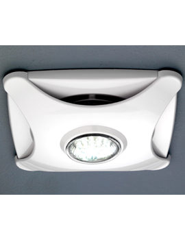 HIB Air-Star White Ceiling Mounted Extractor Fan