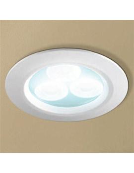 HIB Cool White LED White Showerlight
