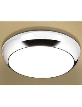 HIB Kinetic LED Ceiling Light - Diameter 330 x Depth 100mm