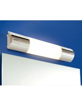 HIB Striplite White And Chrome Shaverlight