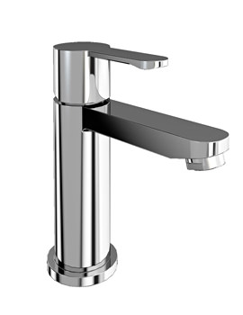 Cleargreen Crystal Mini Basin Mixer Tap Without Pop Up Waste