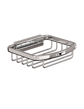 Cleargreen Small Rectangular Wire Basket 13cm x 11cm x 3cm