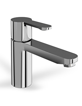 Cleargreen Crystal Chrome Plated Single Lever Bath Filler Tap