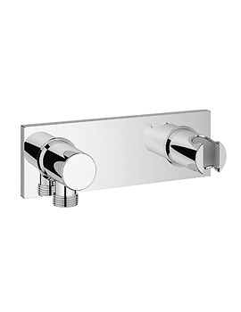 Grohe Spa Grohtherm F Wall Shower Union With Integrated Shower Holder
