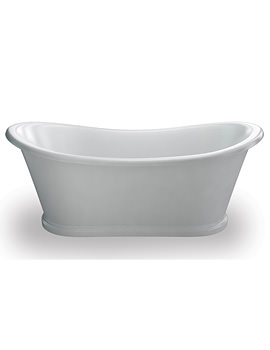 Clearwater 1640 x 705mm Boat Traditional Freestanding Bath