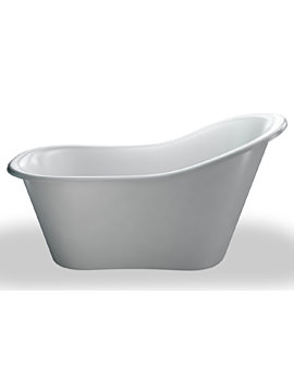 Clearwater Emperor Traditional Bath 1530 x 730mm