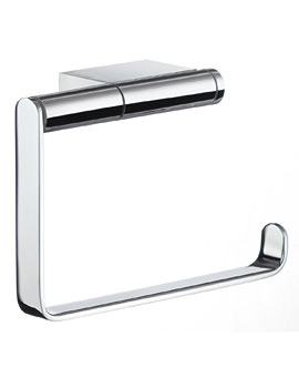 Smedbo Air Toilet Roll Holder Polished Chrome
