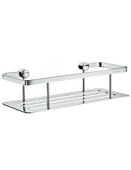 Smedbo Air Soap Basket Polished Chrome